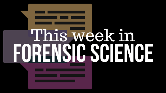This Week in Forensic Science - ISHI News