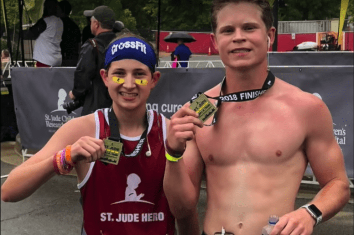 Teen Beats Cancer, Running St. Jude Marathon to Inspire Others