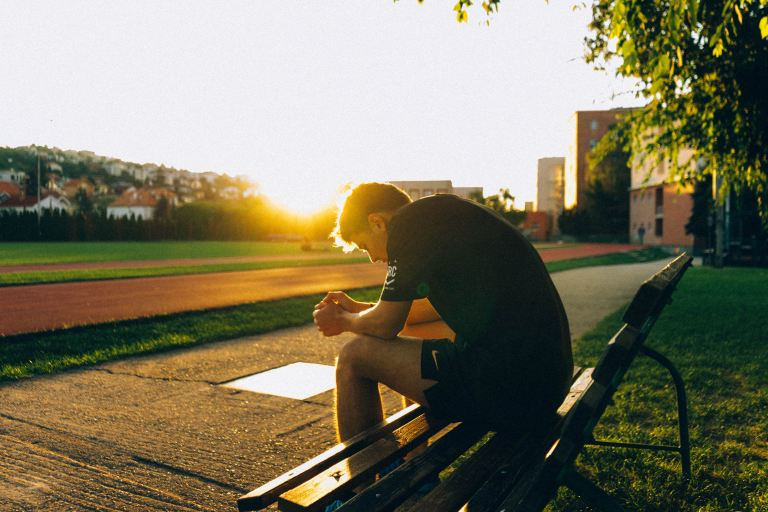 The Runner's Prayer