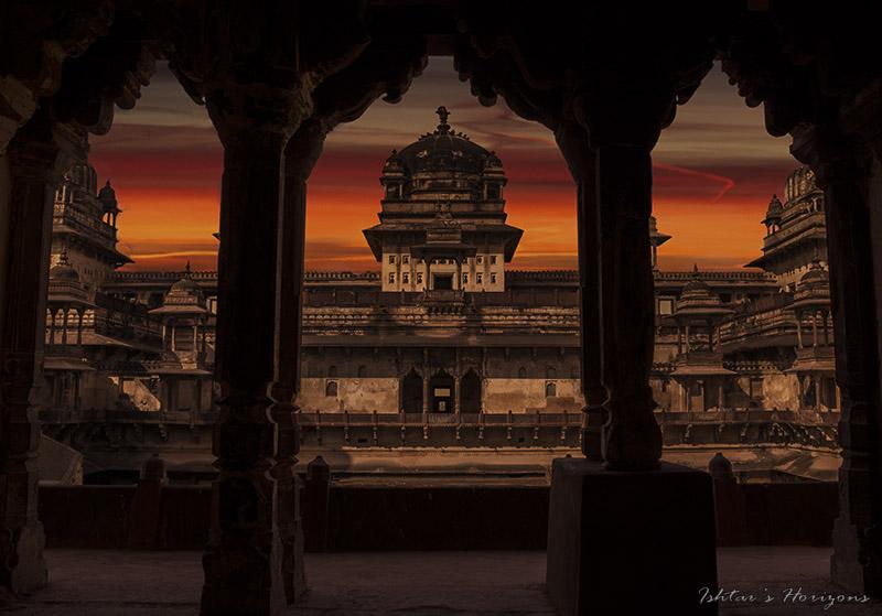 Encantos desconocidos de India: Orchha