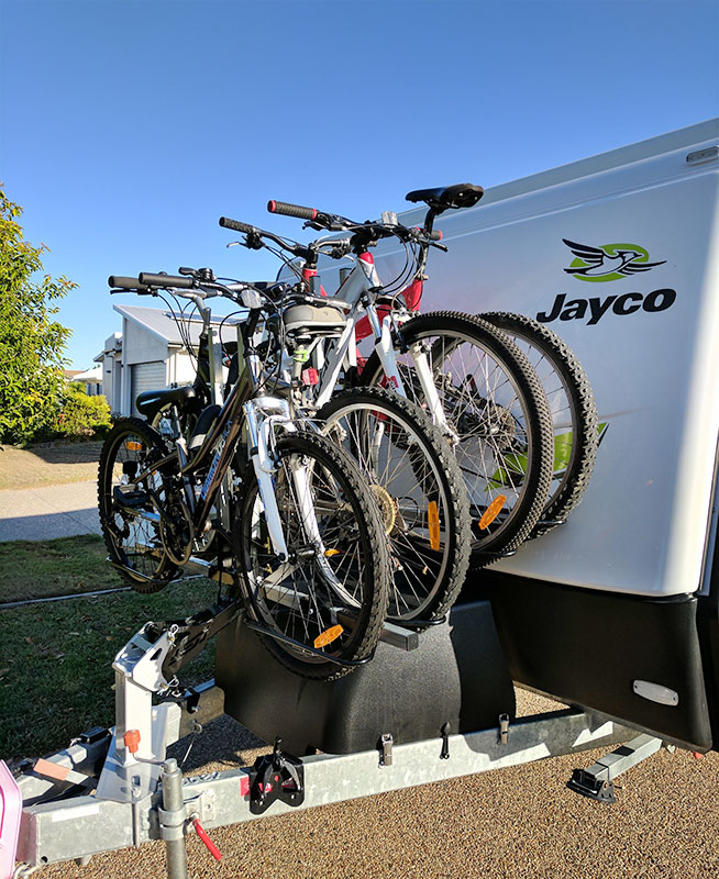 iSi Advanced Bicycle Carrier and Bike Rack Systems