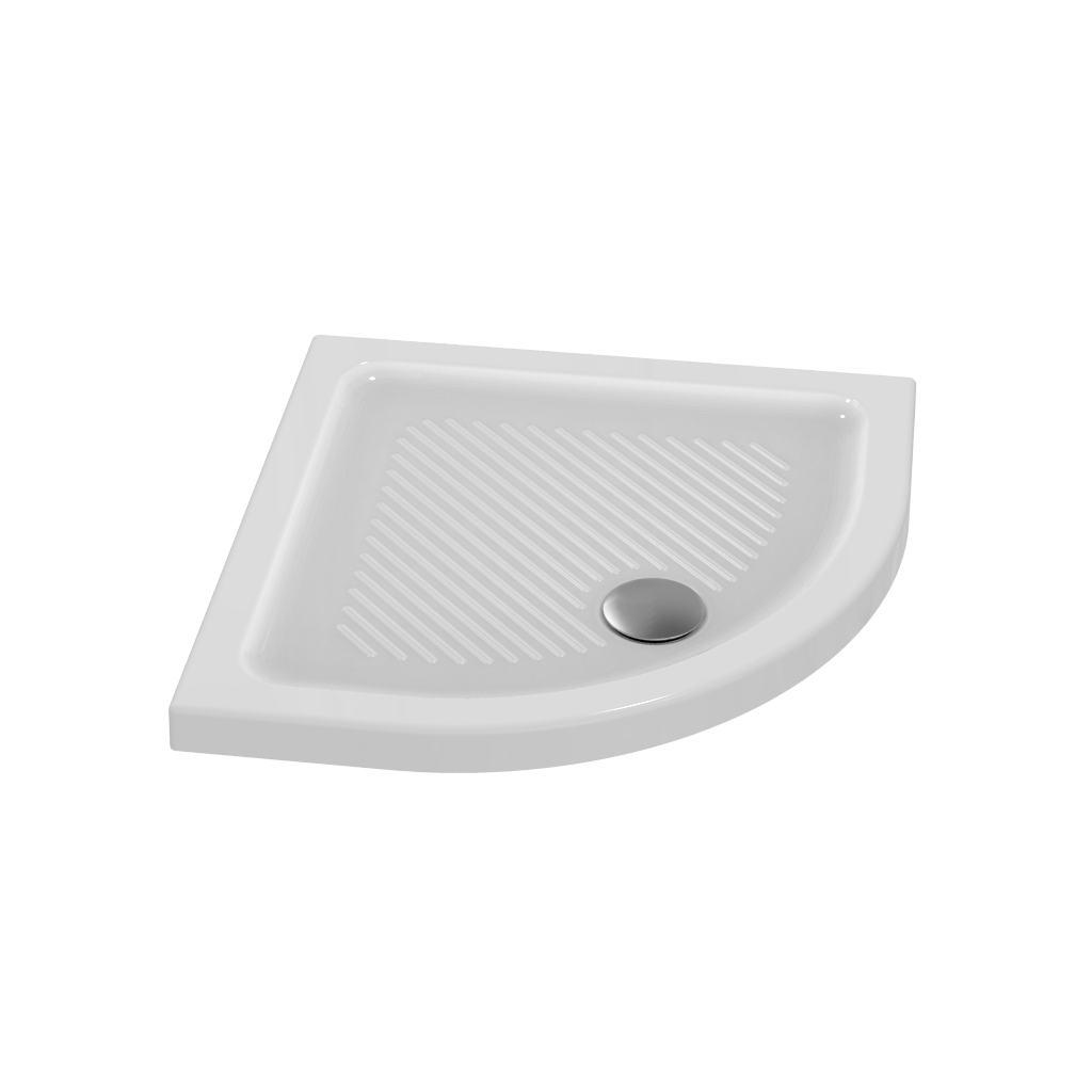 Dettagli del prodotto T2666  Piatto doccia in ceramica 80 x 80 x 6 cm  Ideal Standard