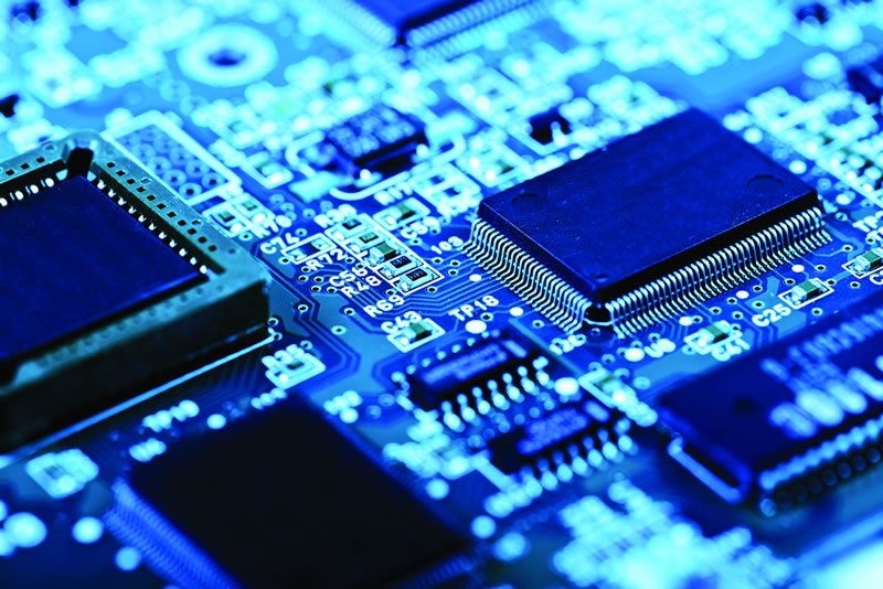 Circuit Programming Programmerin Integrated Circuits From Electronic