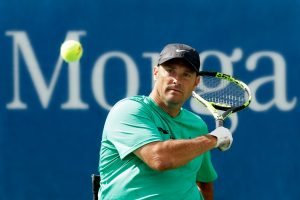 David Wagner tennis handi