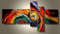 Magic of colors -abstracte kunst