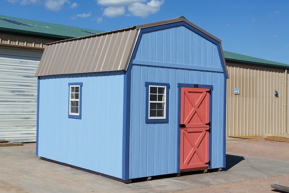2019 Design High Barn Sheds For Sale In Colorado