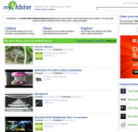 Myvidster Com Screenshot