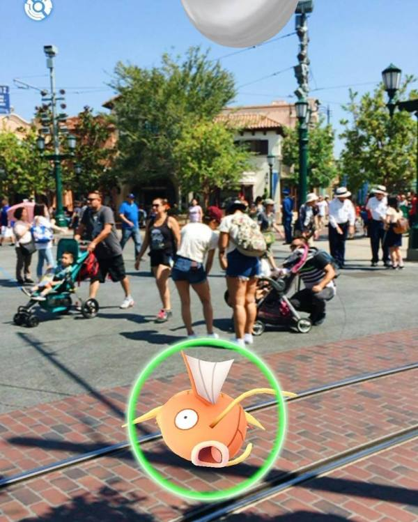 Pokmon Make Disneyland Theme Parks Busier Packed Real-time Crowd Tracking