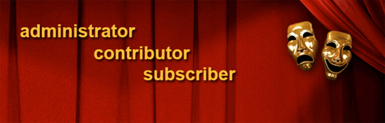 Editor dei ruoli utente