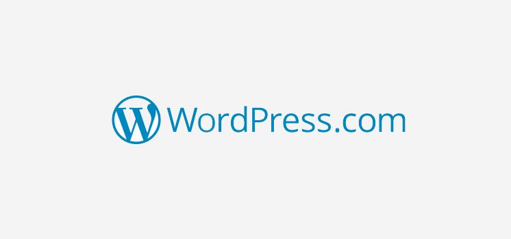 piattaforma di blog di wordpress.com