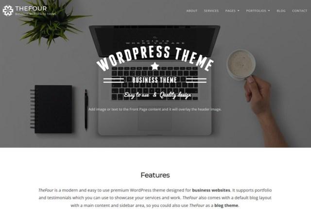 thefour-wordpress-theme