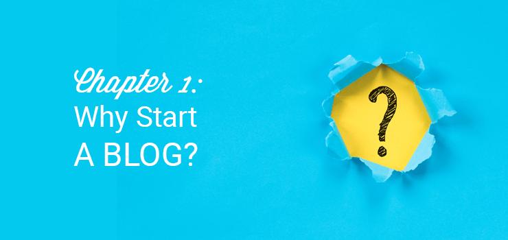 capitolo 1 perché avviare un blog