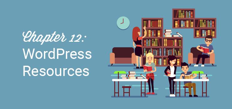 chapter 12 wordpress resources