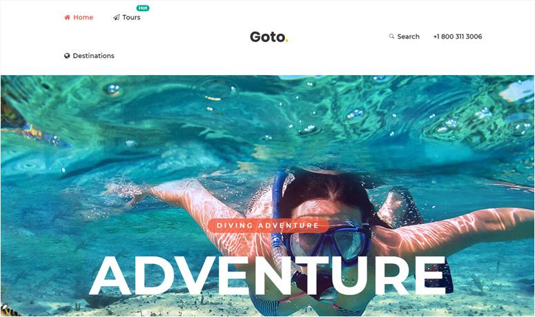 goto-wordpress-travel-tema