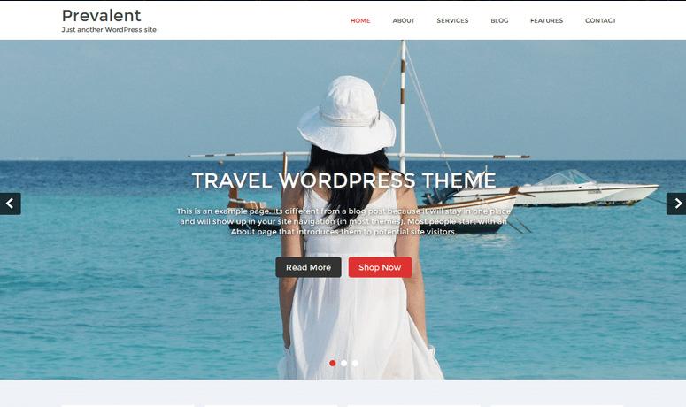 prevalente-wordpress-travel-tema