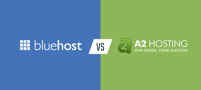 bluehost,a2hosting,