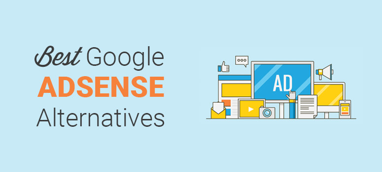15 Best Google AdSense Alternatives
