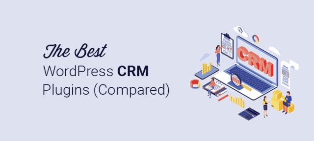 أفضل ملحقات WordPress CRM