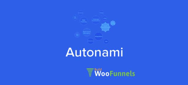 Autonami - البرنامج المساعد لأتمتة WooCommerce