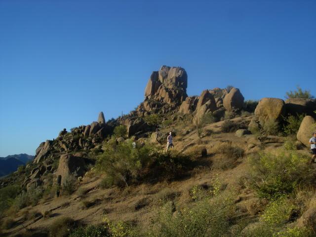 Pinnacle Peak Hiking ISixSigma