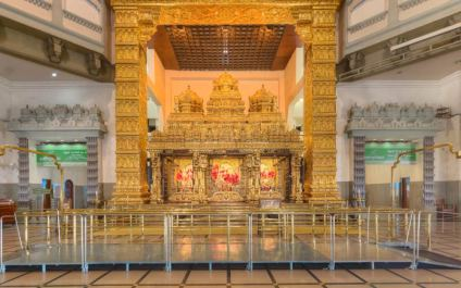 Image result for bangalore iskcon temple photos