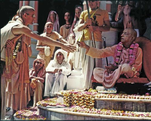 1976 Mayesvara Initiation