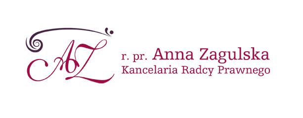 Podziękowanie dla Kancelarii Anny Zagulskiej