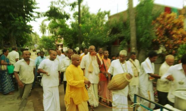 Preaching in Amalapuram