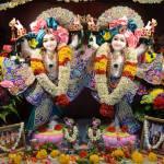 New Gaura-Nitai Deities Installed
