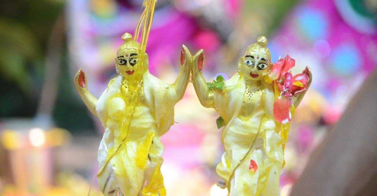 Gaura Purnima 2017 Celebrations at ISKM Singapore
