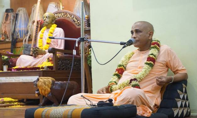 Target: 108 Temples in 1 Year — 2nd Annual ISKM Meet 2017