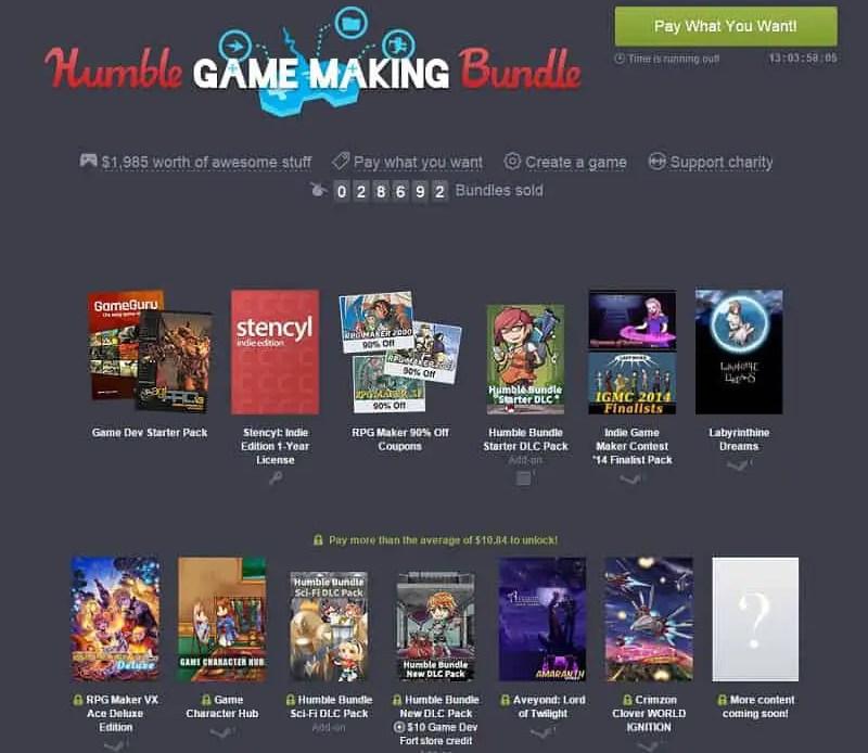 Humble-Game-Making-Header
