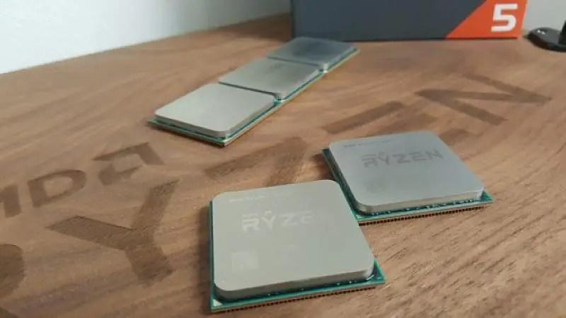 AMD Ryzen 3 and 2000-series Threadripper