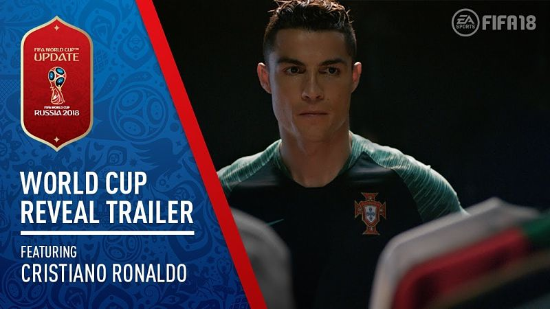 FIFA 2018 World Cup Update