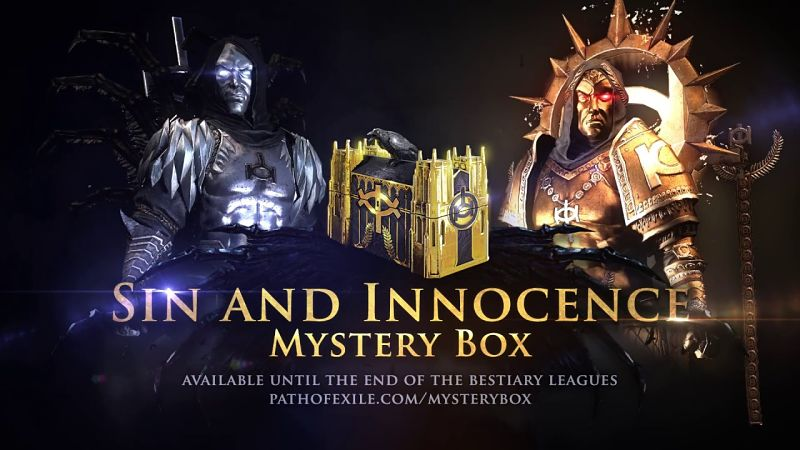 Sin and Innocence Mystery Box