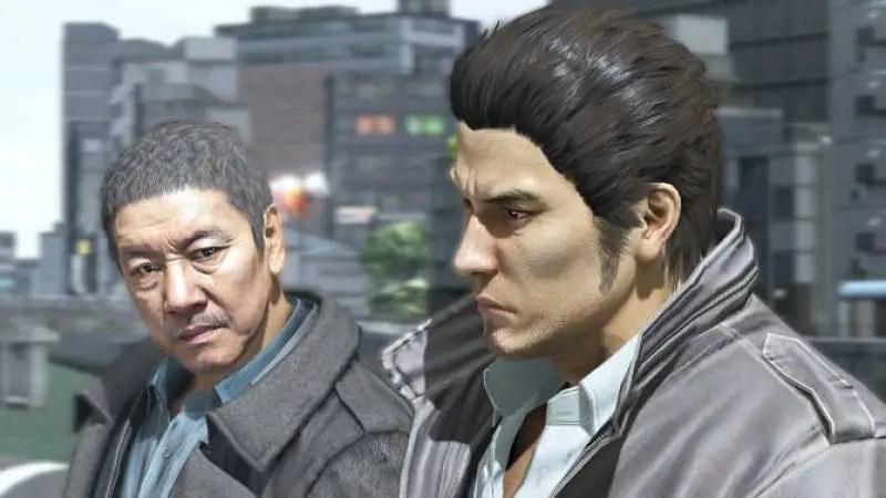 Yakuza Remakes announced on Famitsu