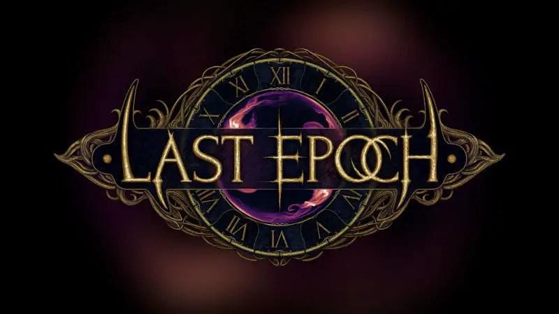 Last Epoch ARPG