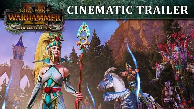 Total War: Warhammer 2 Queen & The Crone DLC announced