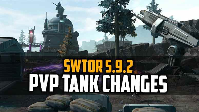 SWTOR 5.9.2 PVP Changes
