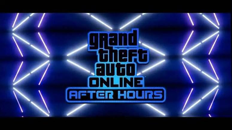 GTA Online adding night clubs next week