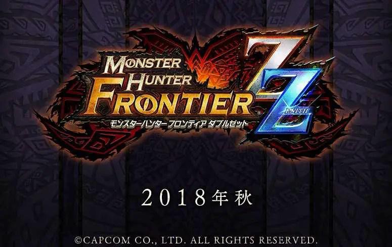 Monster Hunter Frontier ZZ Update Details