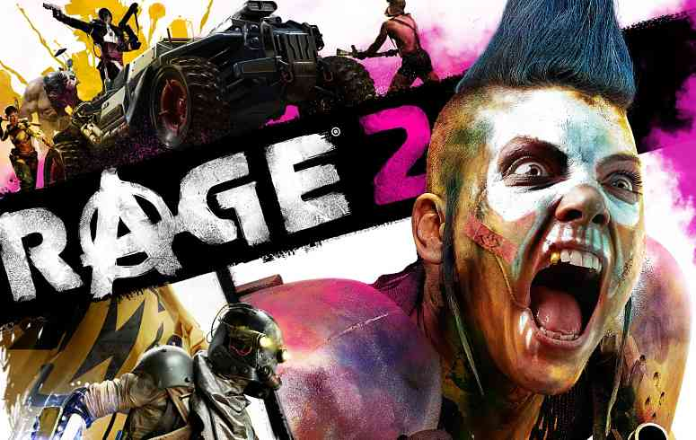 Rage 2 Eden Assault Gameplay