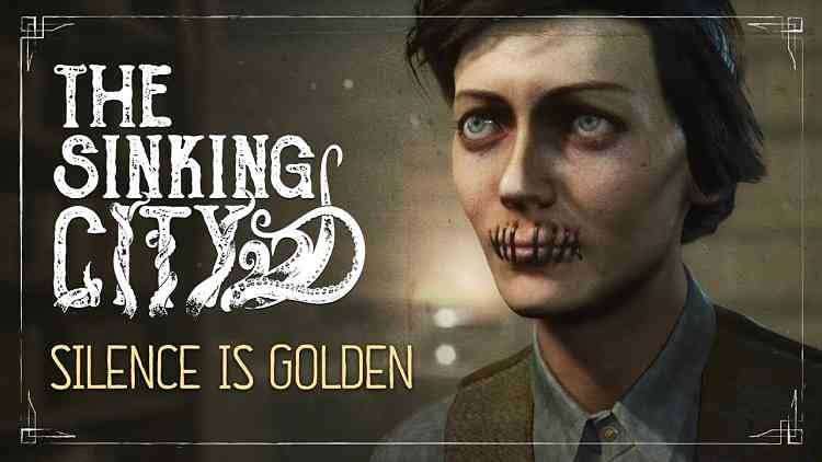 The Sinking City Silence is Golden Trailer