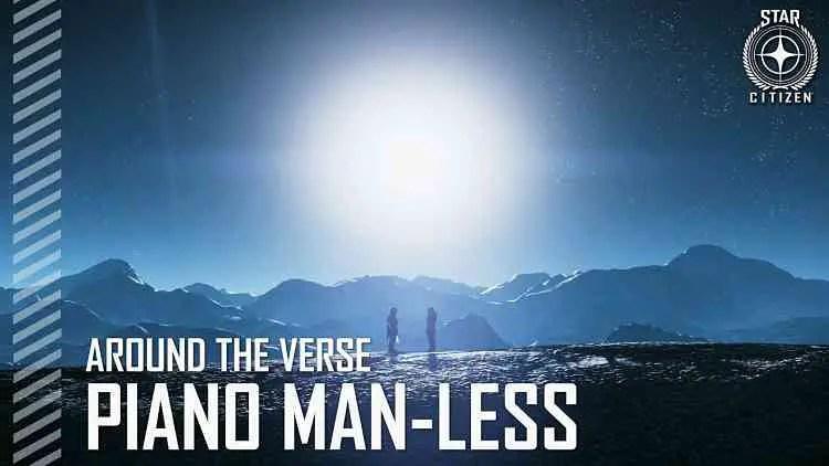 Around the Verse - Piano Man-Less