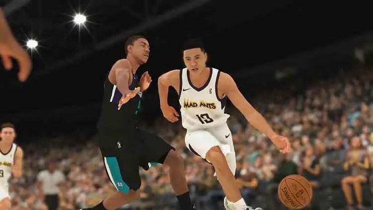 NBA 2K19 The Way Back Career Trailer