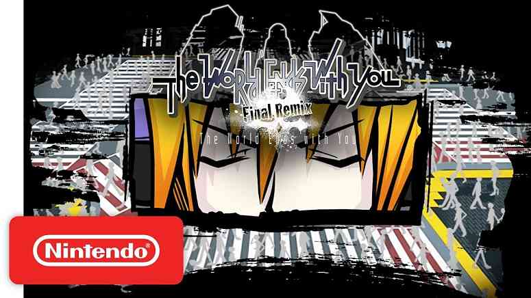 The World Ends With You: Final Remix Switch Trailer