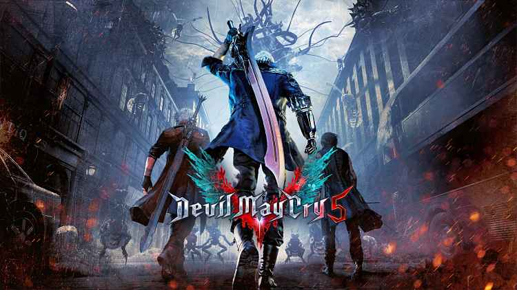 Devil May Cry 5 NYCC Gameplay Footage