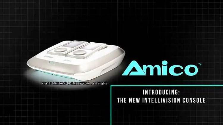 Intellivision Amico Retro Console Revealed