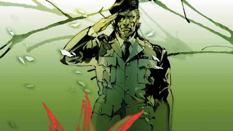 Metal Gear Solid 2 and 3 are back-compat on Xbox One