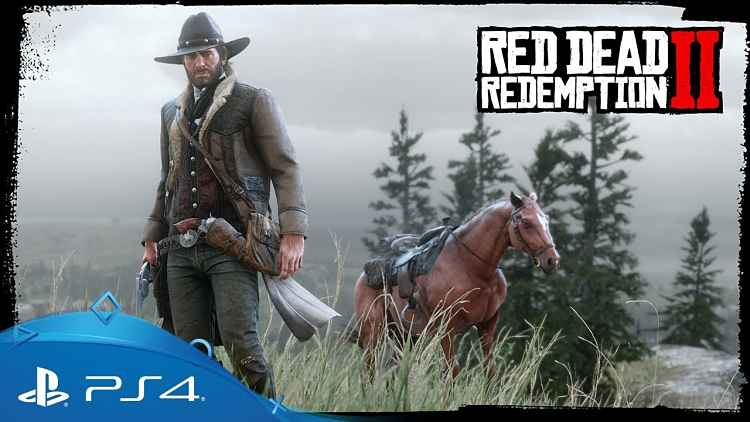 Red Dead Redemption 2 PS4 Early Access Content
